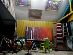 artist place